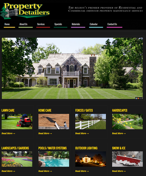 property detailers llc website